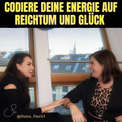 Codiere deine Energie